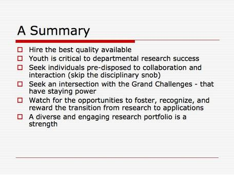 where is our research going slide 16