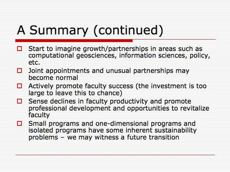 where is our research going slide 17