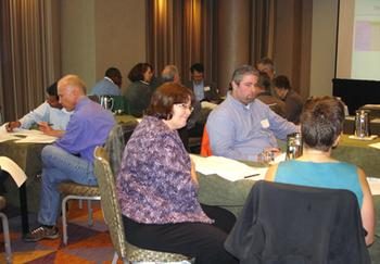 2009 Heads and Chairs workshop at AGU