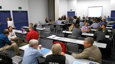 AGU Heads and Chairs workshop, 2011