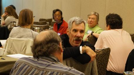 Discussion at the 2014 Heads and Chairs workshop