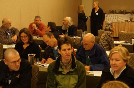 2015 Heads and Chairs workshop at AGU
