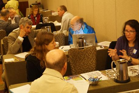 Discussion a the 2015 AGU Heads and Chairs workshop