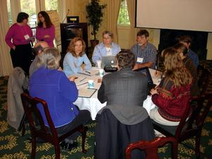 another working group discussion
