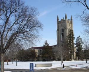 carleton college chapel
