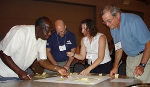 group work on curriculum design