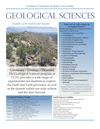 Central Connecticut State University Geological Sciences recruitment poster, page 1