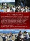 SUNY Oneonta GEO-FYRST Flyer