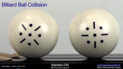 billiard ball collision thumbnail