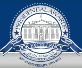 Presidential Award in Math and Science Teaching icon