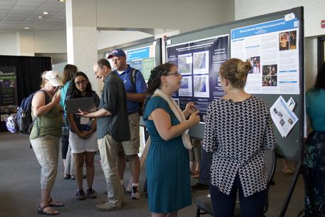 2015 Earth Educators' Rendezvous Poster Session