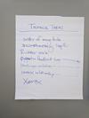 What's in a Word technical terms brainstorm