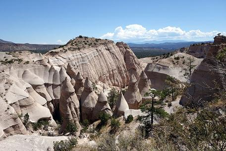 Kasha-Katuwe Tent Rocks National Monument, NM