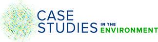 Case Studies in the Environment logo