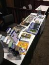 NAGT Table at GSA 2014