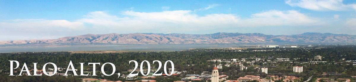 Stanford area cityscape