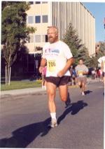 Dave Mogk Running