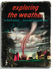 "Cover of  ""Exploring The Weather"""