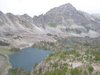 Spanish Lakes, Spanish Peaks, Montana