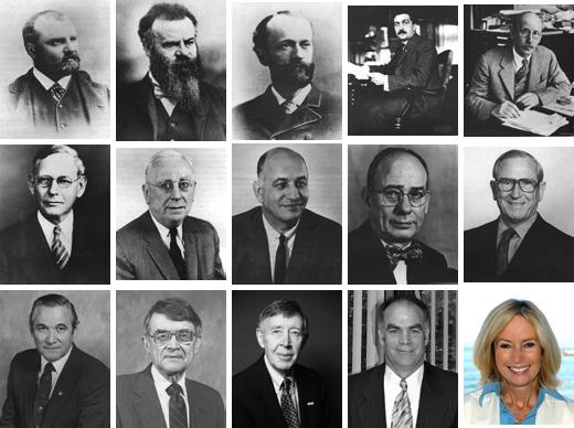 USGS Directors, 1879 to present.