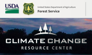 USFS climate change resource center