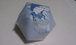 Cryosphere Globe