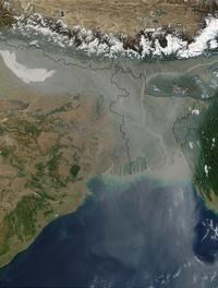 Aerosols over India