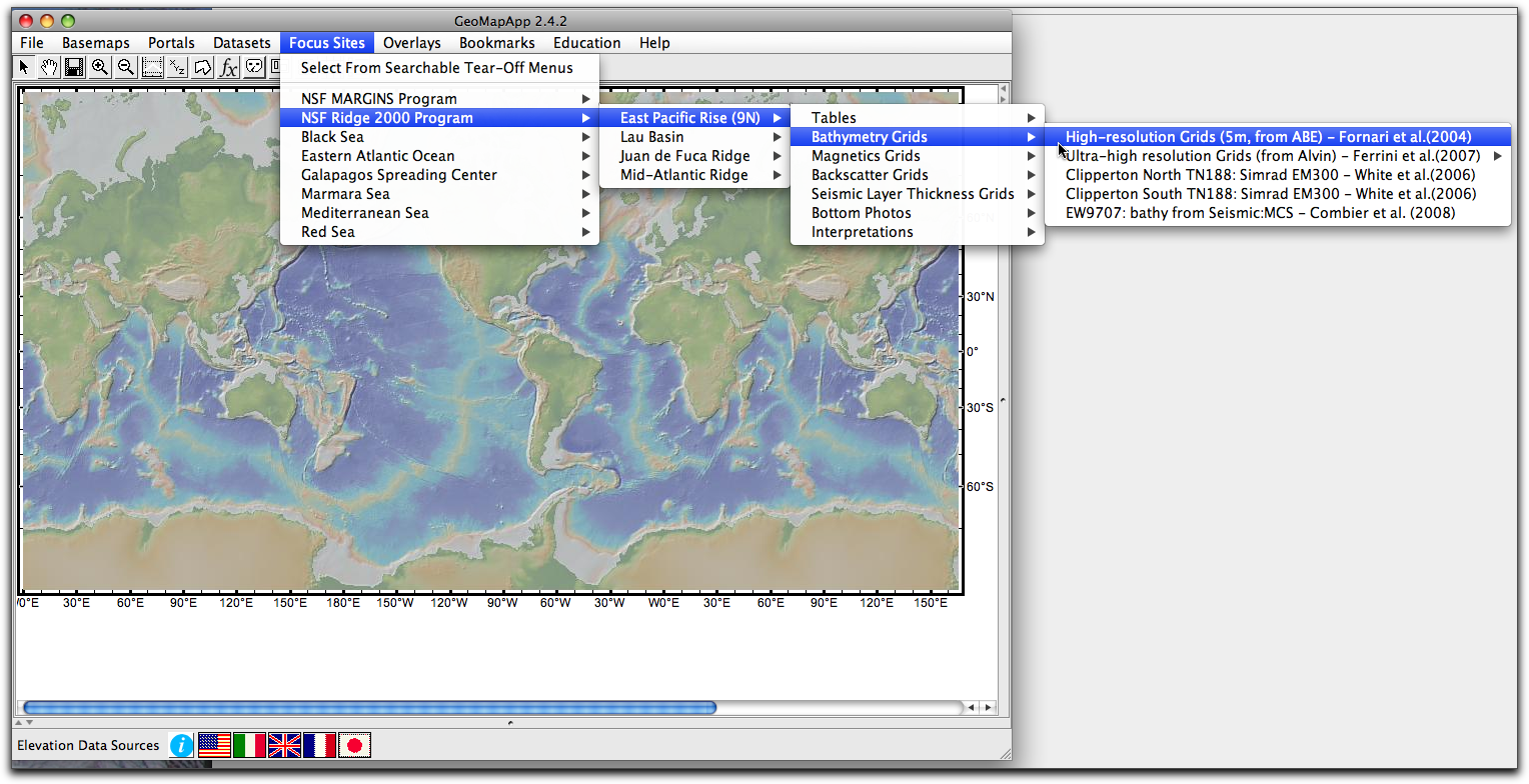 Part 5—Use East Pacific Rise Data to Test a Hypothesis