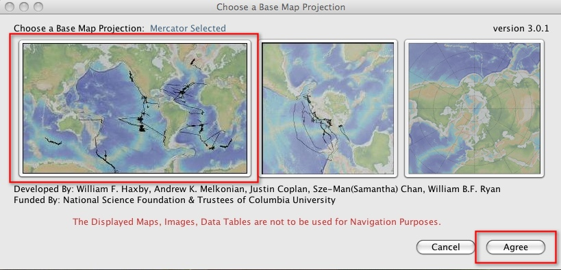 Part 1download geomapapp and explore the seafloor near the choose a base map gumiabroncs Gallery