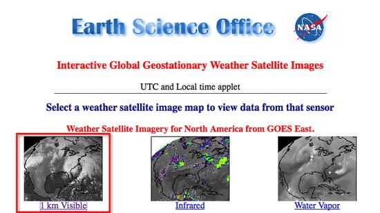 1 goes visible