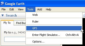 Part 4—Import Waypoints into Google Earth