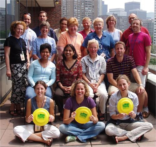 DataTools 2006 Group Photo