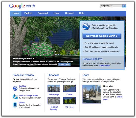 Google e site