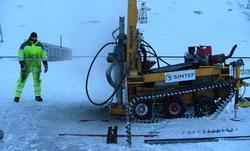 permafrost drilling