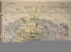 Marie Tharp's sketch of the Atlantic Ridge