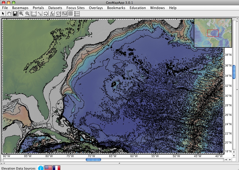 Teaching Notes on caspian sea topography map, ocean floor map, bathymetry map, timor sea australia on map, ocean topography map,