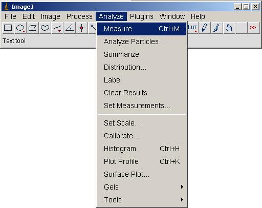 analyze measure