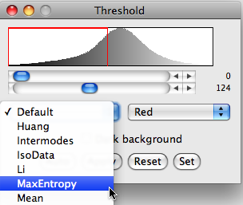 threshold with pulldown