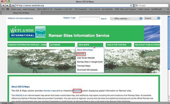 RamsarGISMain