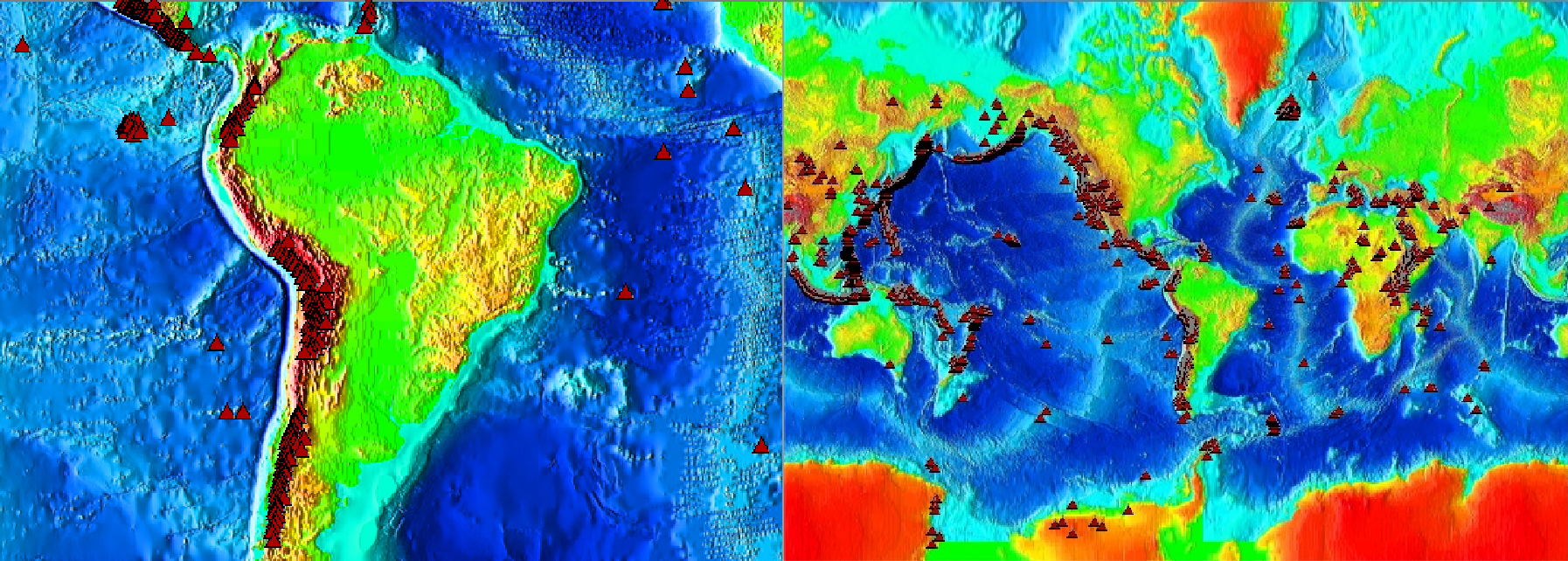 Part 1investigate plate tectonic features images g h gumiabroncs Gallery