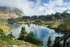 Lac du Milieu de Bastan