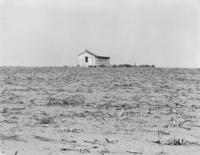 Abandoned House in Haskell County, Kansas, 1941
