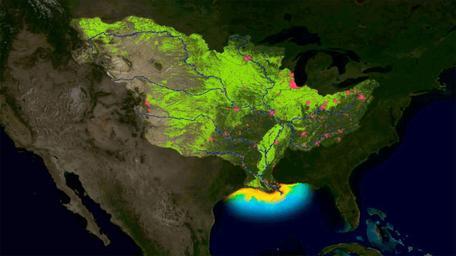 Mississippi Drainage Basin
