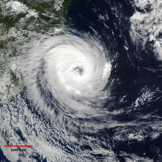 Hurricane Catarina - 2004
