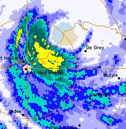 Severe Tropical Cyclone George