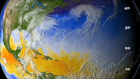 NASA Video of 2005 Hurricane Season