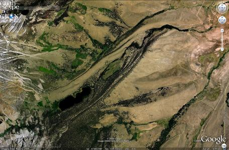 Bloody Canyon Moraines Image