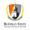 Buff State Crest Small
