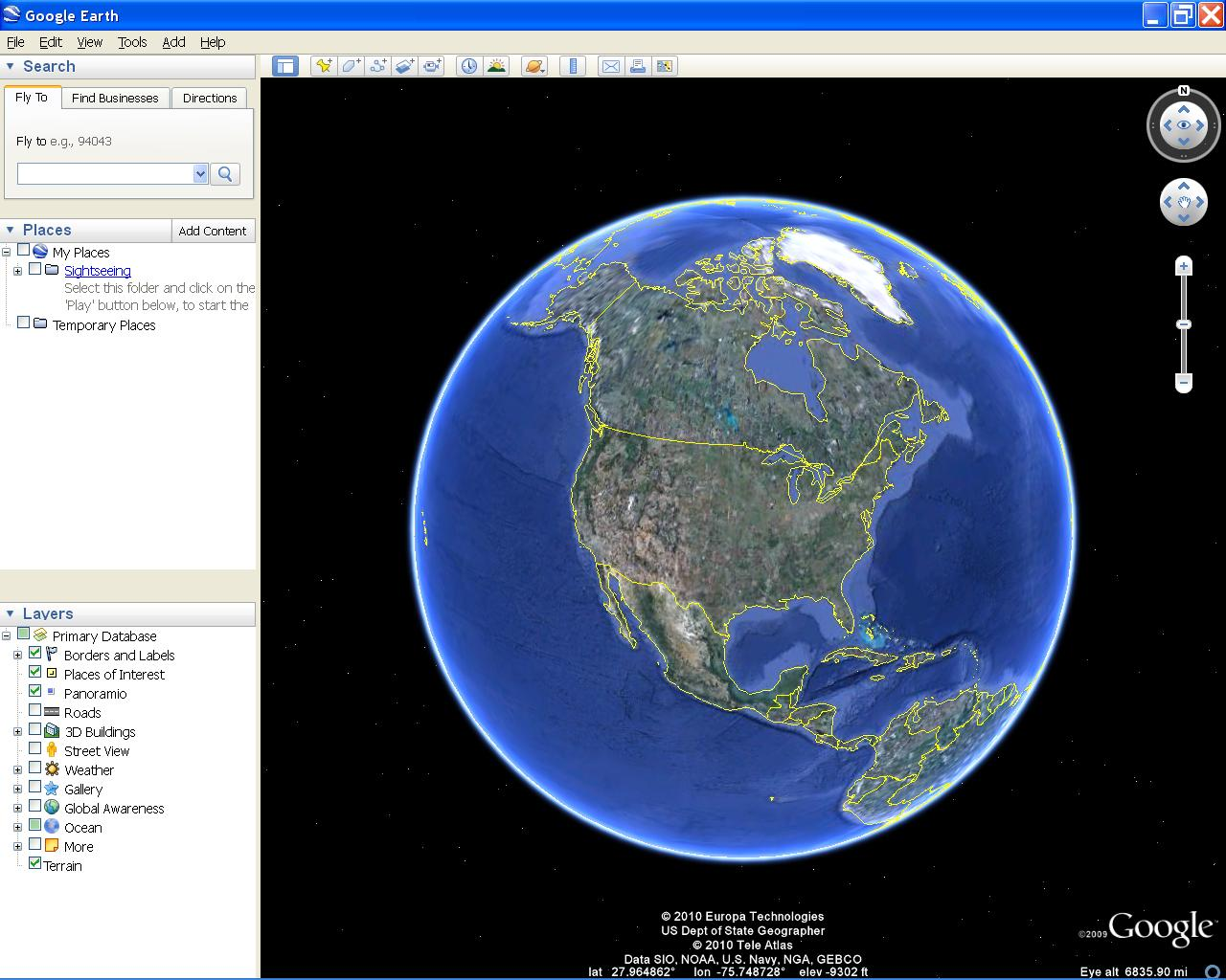 Part 1—Download and Install Google Earth