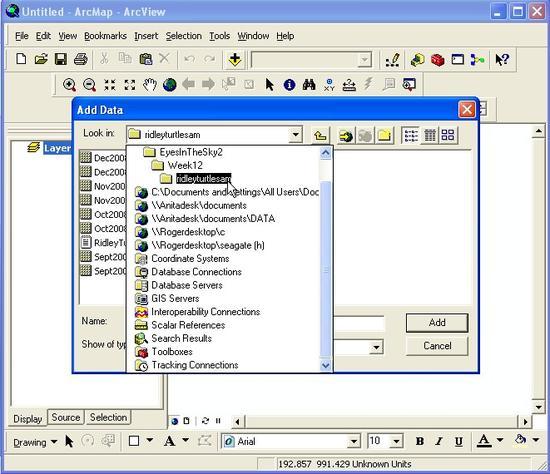 04 Navigate RidleyAM Folder